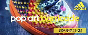 Adidas Pop Art Limited Edition Barricade