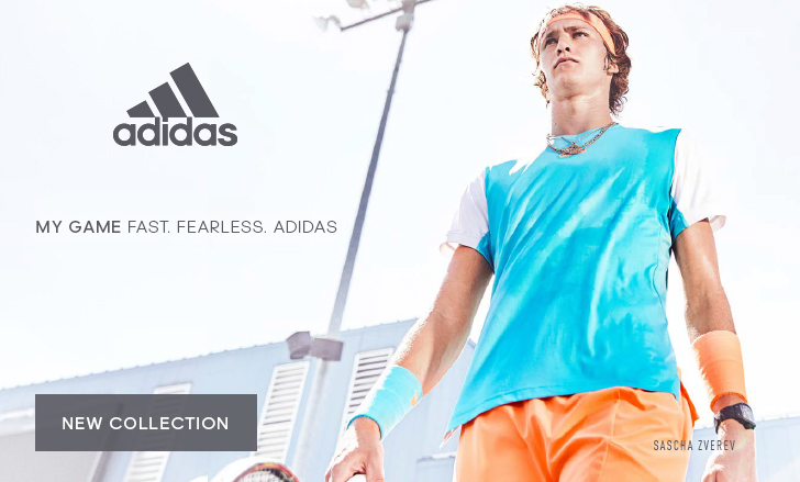 Adidas Melbourne Tennis Collection