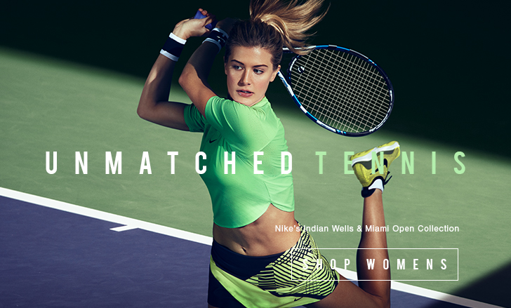 Nike Spring 2017 Womens Tennis Collection