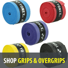 Grips and Overgrips