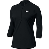 Nike Dry Pure 1/2 Zip Women's Tennis Top