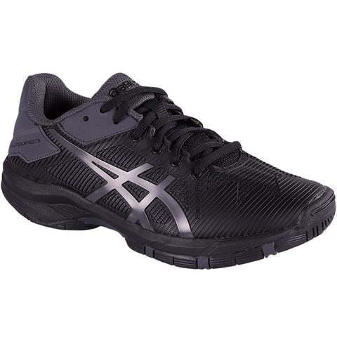 Asics Solution Speed 3 Gs Junior Tennis Shoe