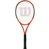 Wilson Burn 100LS Limited Edition Orange Tennis Racquet