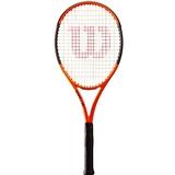 Wilson Burn 100 CV Limited Edition Orange Tennis Racquet
