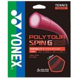 Yonex Poly Tour Spin G 125 16L Tennis String Set