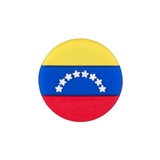 Venezuela Flag Vibration Dampener