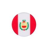 Peru Flag Vibration Dampener