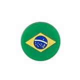 Brazil Flag Vibration Dampener