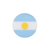 Argentina Flag Vibration Dampener