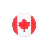 Canada Flag Vibration Dampener