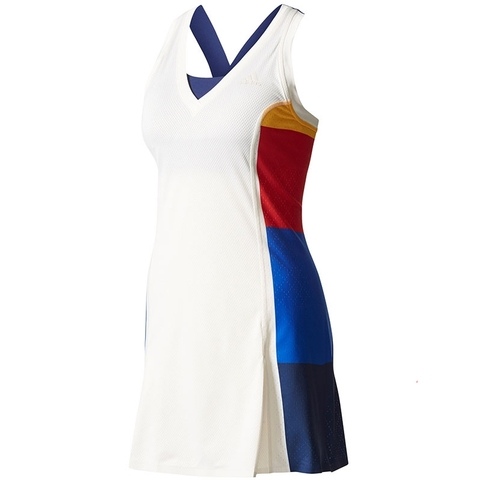 Adidas Pharrell Williams Ny Women's Tennis Dress