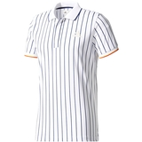 Adidas Pharrell Williams NY Striped Men's Tennis Polo