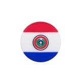 Paraguay Flag Vibration Dampener