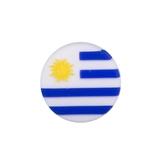 Uruguay Flag Vibration Dampener