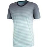 Adidas Melbourne Striped Men's Tennis Tee