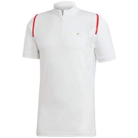 Adidas Stella Mccartney Zipper Men's Tennis Tee