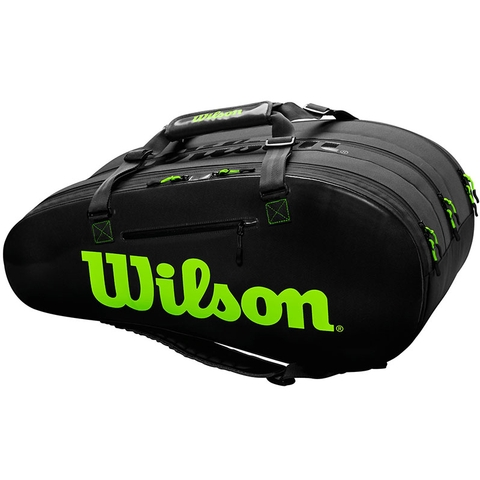 Wilson Super Tour 3 Compartment Tennis Bag