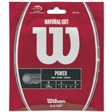 Wilson Natural Gut 17 Tennis String Set