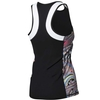 Sofibella High Neck Women's Tennis Tank